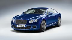 Bentley Continental GT Speed - Immagine: 3