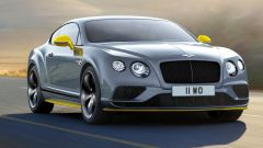 Bentley Continental GT Speed e Black Edition - Immagine: 1