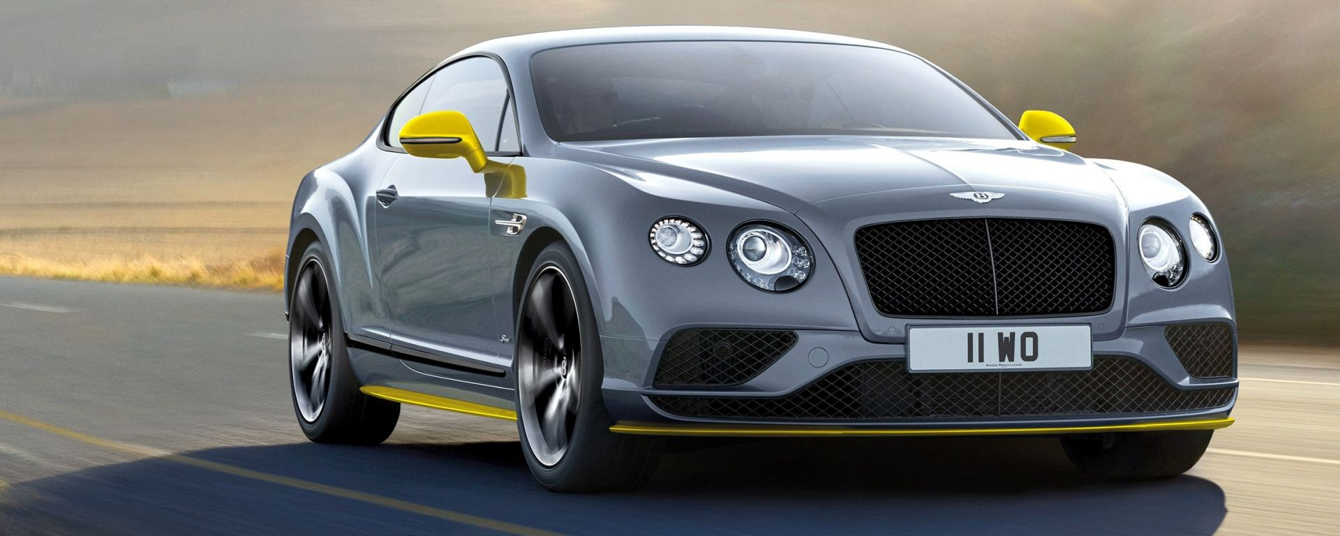 Bentley Continental GT Speed e Black Edition
