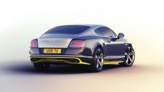 Bentley Continental GT Speed Brietling Jet Team: come è fatta? - Immagine: 3