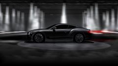 Bentley Continental GT Speed: il teaser