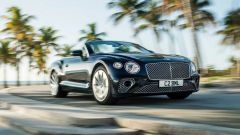 bentley continental gt v8 frontale
