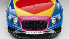 Bentley Continental GT V8 S Convertible pop art - Immagine: 1