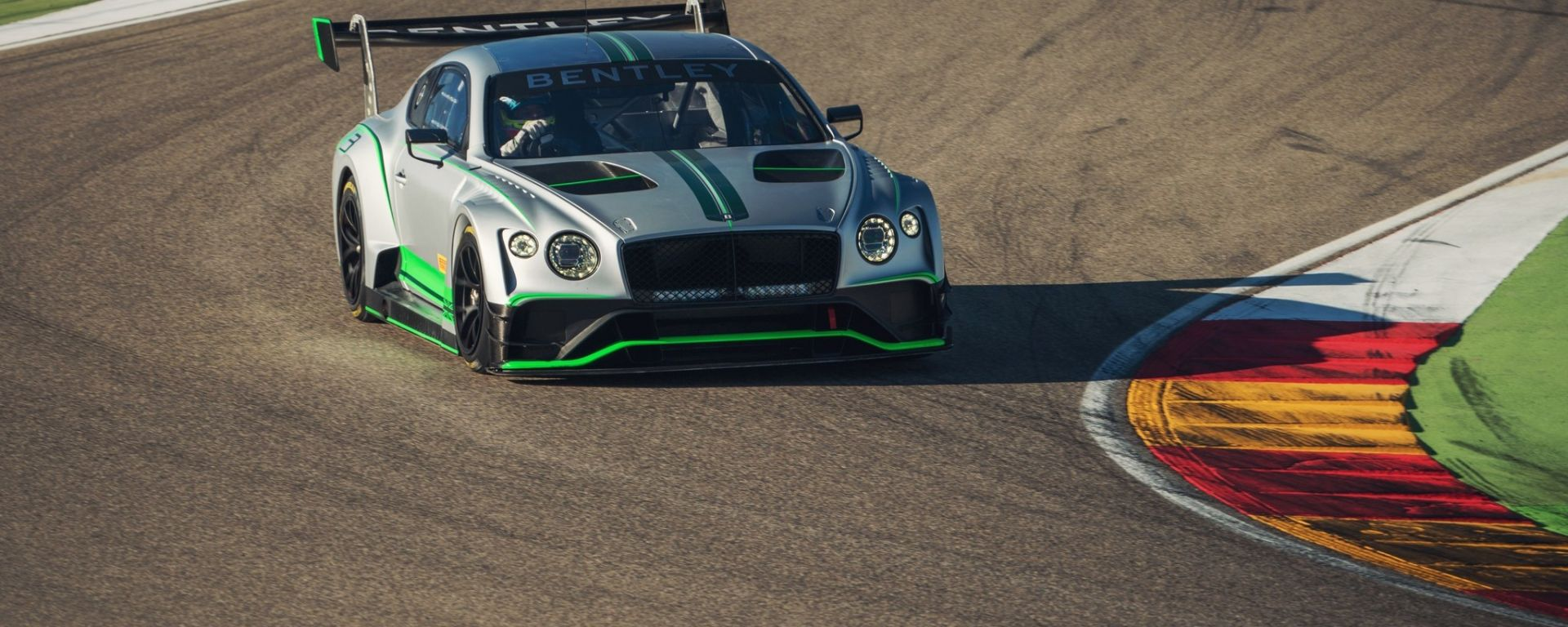 Bentley Continental GT3 - Blancpain 2018
