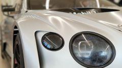Bentley Continental GT3 - dettaglio fari