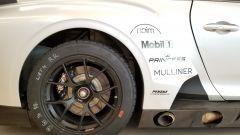 Bentley Continental GT3 - dettaglio ruota posteriore