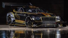 Bentley Continental GT3 Pikes Peak: 3/4 anteriore