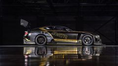 Bentley Continental GT3 Pikes Peak: laterale