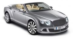 Bentley Continental GTC, le nuove immagini in HD - Immagine: 40