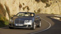 Bentley Continental GTC, le nuove immagini in HD - Immagine: 26