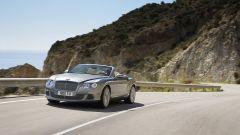 Bentley Continental GTC, le nuove immagini in HD - Immagine: 24
