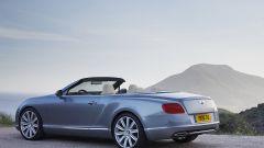 Bentley Continental GTC, le nuove immagini in HD - Immagine: 21