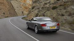 Bentley Continental GTC, le nuove immagini in HD - Immagine: 20