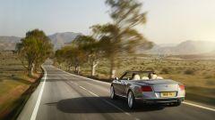 Bentley Continental GTC, le nuove immagini in HD - Immagine: 19