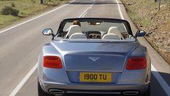Bentley Continental GTC, le nuove immagini in HD - Immagine: 27