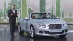 Bentley Continental GTC, le nuove immagini in HD - Immagine: 5