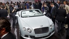 Bentley Continental GTC, le nuove immagini in HD - Immagine: 6