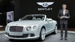 Bentley Continental GTC, le nuove immagini in HD - Immagine: 11
