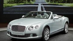 Bentley Continental GTC, le nuove immagini in HD - Immagine: 7