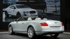 Bentley Continental GTC, le nuove immagini in HD - Immagine: 12