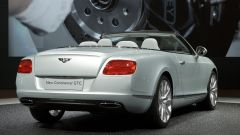 Bentley Continental GTC, le nuove immagini in HD - Immagine: 10
