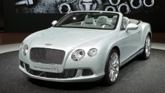 Bentley Continental GTC, le nuove immagini in HD - Immagine: 13
