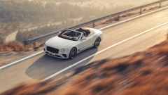 Bentley Continental GTC 2019 aerea