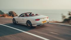 Bentley Continental GTC 2019 posteriore