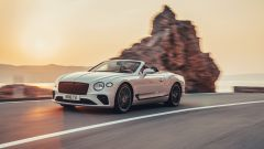 Bentley Continental GTC dinamica