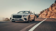 Bentley Continental GTC dinamiche