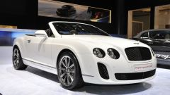 "Bentley Continental Supersports ""Ice Speed Record"" - Immagine: 1"