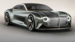 Bentley EXP 100 GT, la supercar full electric del futuro