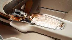 Bentley EXP 100 GT: un dettaglio degli interni