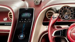 Bentley EXP 12 Concept: nuovo infotainment a sviluppo verticale