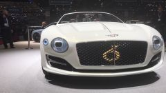 Bentley EXP12 Concept, Salone di Ginevra 2017, vista frontale