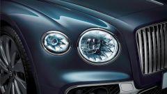 Bentley Flying Spur 2019: foto e video della nuova berlina - Immagine: 9