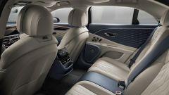 Bentley Flying Spur 2020 la seduta posteriore