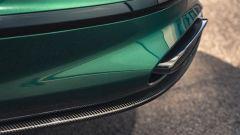 Bentley Fying Spur con la nuova Styling Specification, dettaglio dell'estrattore