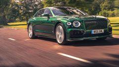 Bentley Fying Spur con la nuova Styling Specification in carbonio