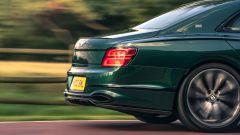Bentley Fying Spur con la nuova Styling Specification, nuovo è l'estrattore posteriore
