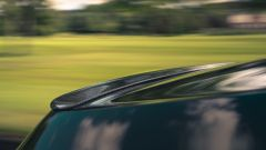Bentley Fying Spur con la nuova Styling Specification, nuovo è lo spoiler sulla coda