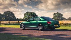 Bentley Fying Spur con la nuova Styling Specification, vista 3/4 posteriore