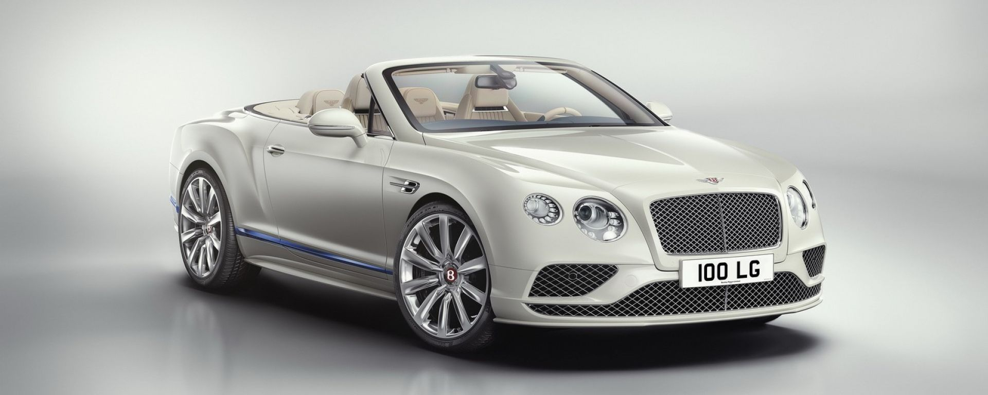 Bentley Continental GT Galene Edition: cabrio per l'estate?