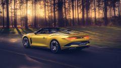 Bentley Mulliner Bacalar: 3/4 posteriore