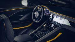 Bentley Mulliner Bacalar: dettaglio degli interni