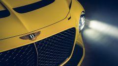 Bentley Mulliner Bacalar: dettaglio frontale
