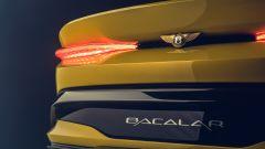 Bentley Mulliner Bacalar: dettaglio posteriore