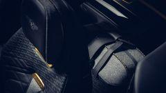 Bentley Mulliner Bacalar: dettaglio sedile