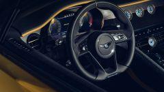 Bentley Mulliner Bacalar: volante