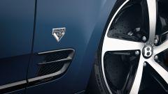 Bentley Mulsanne 6.75 Edition: badge sulla carrozzeria